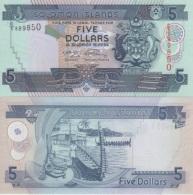 (B0368) SOLOMON ISLANDS, 2006 (ND). 5 Dollars. P-26. UNC - Solomon Islands