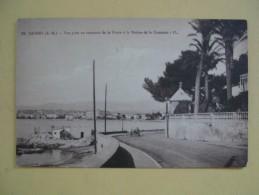 CANNES. La Pointe De La Croisette. - Cannes