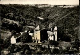 12 - VILLECOMTAL - Chateau - - Autres Communes