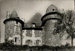 12 - GRANDVABRE - Chateau - - Autres Communes