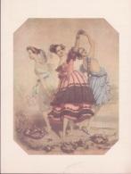 Gravure The Three Graces  Marie Taglioni, Fanny Elssler Et Fanny Cerrito - Autres