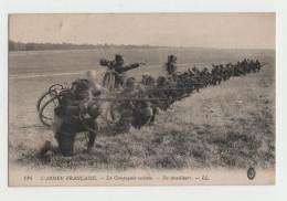 La Compagnie Cycliste - En Tirailleurs - L'armée Française - Guerre 14-18 - 1914-18