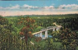Kentucky Boonesboro Bridge Near Richmond 1947 - Richmond