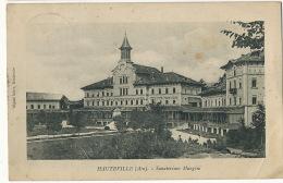 Hauteville Sanatorium Mangini Edit Miguet - Hauteville-Lompnes