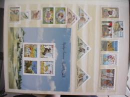 K Collection République Tunisienne  Blocs, Carnets Et Timbres **. A Saisir !!! - Collections (with Albums)
