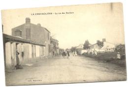 44  LA  CHEVROLIERE     LA  RUE  DES  RENTIERS - France