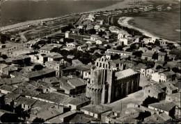 13 - SAINTES-MARIES-DE-LA-MER - Vue Aérienne - Saintes Maries De La Mer