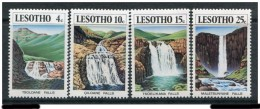 Lesotho 1978 Waterfalls Chutes NSCH MNH ** - Liberia
