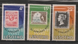 Lesotho 1979 Sir Rowland Hill  NSCH MNH ** - Liberia