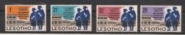 Lesotho 1967 Botswana Lesotho & Swaziland  NSCH MNH ** - Liberia