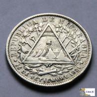 Nicaragua - 20 Centavos - 1887 - Nicaragua