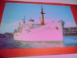 B660  Nave Akdeniz Viagg.pieghina Angolo - Barche