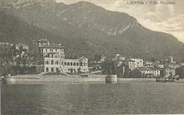 Lierna(Lecco)-Villa Magnoni - Lecco