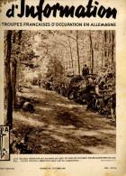 Revue D´information Des Troupes Françaises D´occupation En Allemagne  Numero 49  Octobre  1949 - Livres, BD, Revues