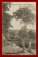 ** Saint Jean Du Doigt La Vallée Des Moulins    N° 3351  ( Scan Recto Et Verso ) - Saint-Jean-du-Doigt