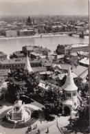 Hungary Budapest VIew From Fisher's Bastion