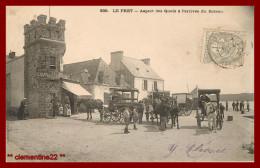 ** Le Fret N°339 Aspect Des Quais à L'arrivée Du Bateau   ( Scan Recto Et Verso ) - France