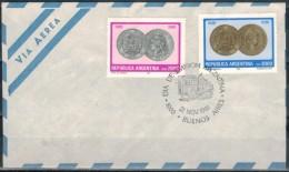 ARGENTINIEN 1981 - FDC Mit  MiNr: 1539-1540 Komplett  Used - FDC