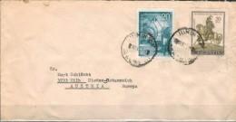 ARGENTINIEN 1967 - Brief Mit MiNr: 974+976 - Argentinien