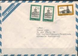 ARGENTINIEN 1978 - Luftpost Brief Mit MiNr: 1357+1370 Paar - Argentinien