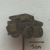 Badge (Pin) ZN002124 - Truck (Lastkraftwagen / Kamion) Terex - Transportation