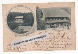 67 - BARR - VILLA J. WEIBEL - ECURIES - CARTE PIONNIERE - Barr