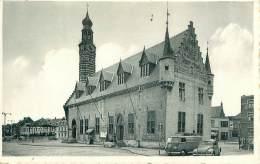 HERENTALS - Stadhuis, Grote Markt - Herentals