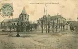 02.TROSLY-LOIRE.N°55.PLACE DE L'HOTEL DE VILLE - France