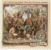 Serbia, 2011, 100 Years Since The First Serbian Feature Film, MNH (**) - Serbia