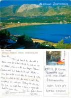 Alikanas, Zakynthos, Greece Postcard Posted 2013 Stamp - Grèce