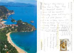 Parga, Greece Postcard Posted 2007 Stamp - Greece