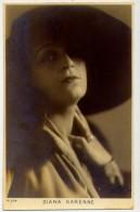 Cartolina Attrici Cinema - Diana Karenne - 124 - Formato Piccolo Non Viaggiata - Acteurs