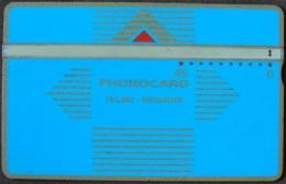 Antilles (Neth) - Bonaire, Telbo L&G, 305A, Blue 45, 45 Units, 6.500ex, 5/93, Used - Antilles (Netherlands)