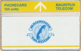 Mauritius - MAU-46, 605A/120/With Line - Telecom´s Logo, 5/96, Mint - Mauritius