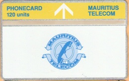Mauritius - 120/No Line - Telecom´s Logo, Speciment, Without Control Number, Mint - Mauritius