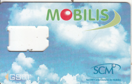 CAMEROON - Mobilis, SCM GSM, Used - Cameroon