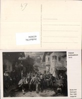 453054,Foto Ak Gemälde Franz V. Defregger Das Letzte Aufgebot Tiroler Freiheitskampf - Geschichte