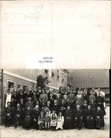 451605,Foto AK Hochzeit Hochzeitsfoto Gruppenbild - Hochzeiten