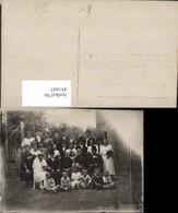 451607,Foto AK Hochzeit Hochzeitsfoto Gruppenbild - Hochzeiten