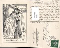 451619,Künstler AK Rudolf Schaefer Brautmutter Braut Hochzeit - Hochzeiten