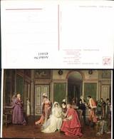 451611,Künstler AK Francois Brunery Verspätung Des Bräutigams Braut Hochzeit - Hochzeiten