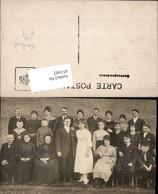 451602,Foto AK Hochzeit Hochzeitsfoto Gruppenbild - Hochzeiten