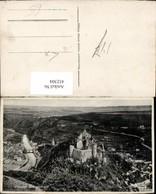 452304,Luxembourg Vianden Vue Generale Totale Burg - Ansichtskarten