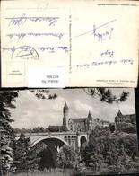 452306,Luxembourg Pont Adolphe Et Caisse Epargne Brücke - Ansichtskarten