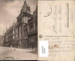 452299,Luxembourg Palais Grand Ducal Gebäude - Ansichtskarten