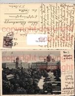 477534,Wien Innere Stadt Volksgarten M. Museen - Ohne Zuordnung