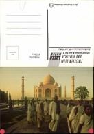 452951,India Agra Taj Mahal Mausoleum Volkstypen - Indien