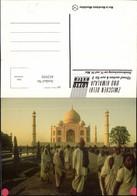 452950,India Agra Taj Mahal Mausoleum Volkstypen - Indien