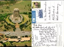 452825,South Africa Pretoria Voortrekker Monument Shrine On Skanskop - Südafrika