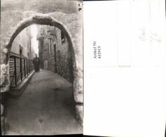 452915,Foto AK Arabia Badr Gasse Tor Volkstyp - Ansichtskarten